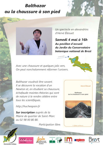 Flyer Déambulation 2019 Balthazar